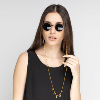 Sweet (Letters) - Glasses Chain By Fazeena