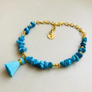 Bluebird – Anklet