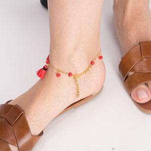 Phoenix – Anklet