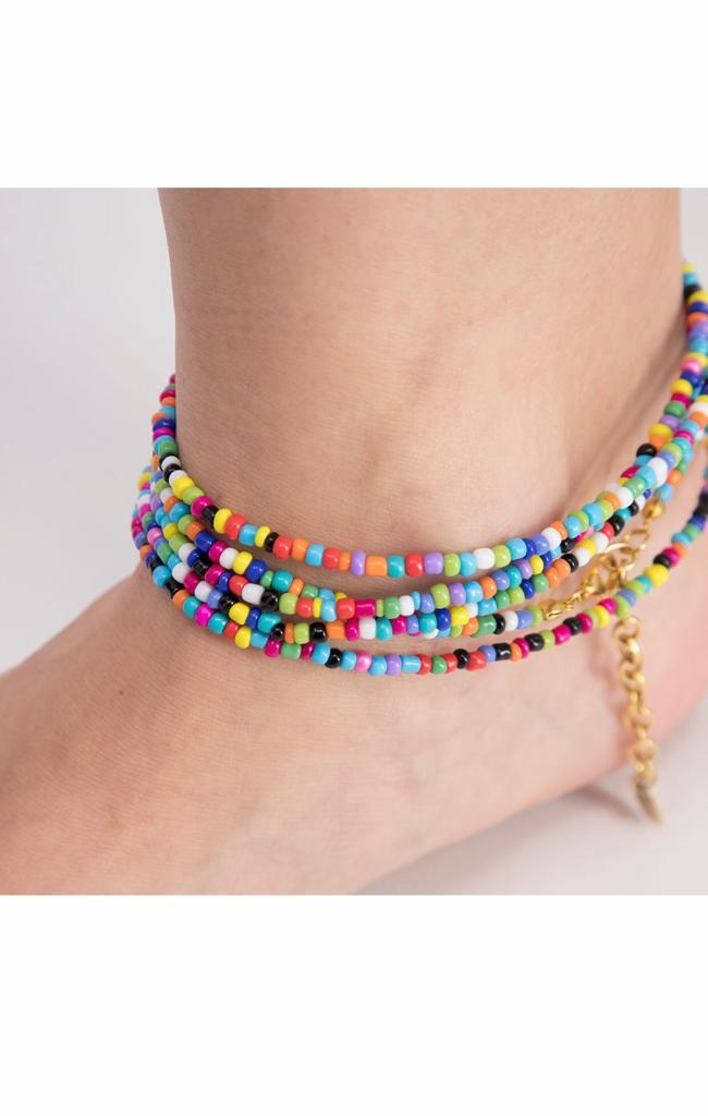 candies anklet by fazeena