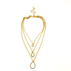 Triple Trap – Necklace