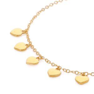 Heart Of Gold – Choker
