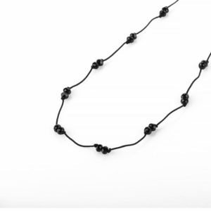 Charcoal – Necklace