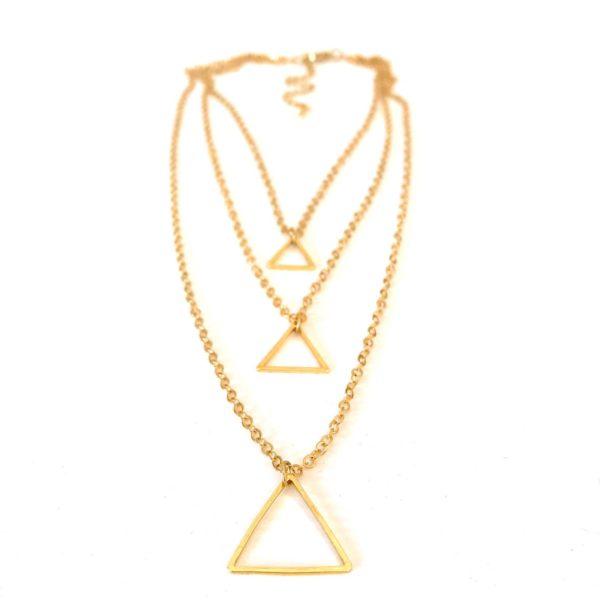 Trio - Necklace By Fazeena