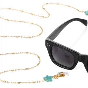Blue Star – Glasses Chain