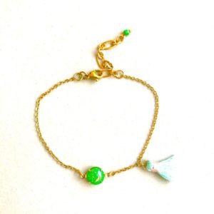 Emerald – Anklet
