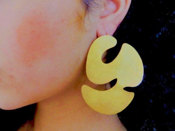 Vintage - Earrings By Fazeena