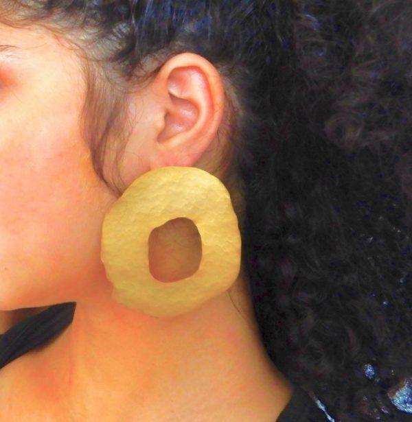Nebula - Earrings by Fazeena