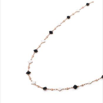 Yin-Yang - Belly Chain & Bracelet Set By Fazeena
