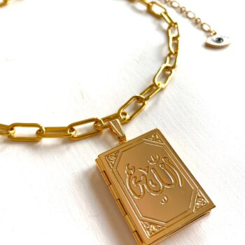 Holy - Necklace by Fazeena