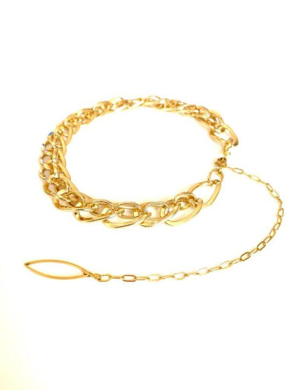 Goldilocks - Necklace by Fazeena