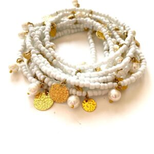 Mother of Pearls – Necklace