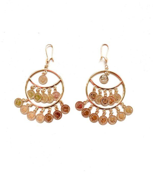 Royal - Earrings By Fazeena