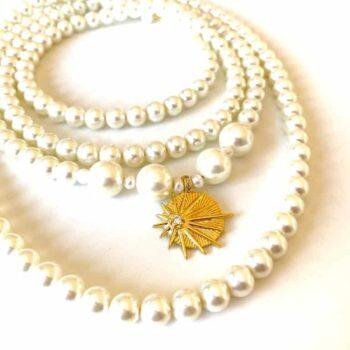 Sun - Necklace